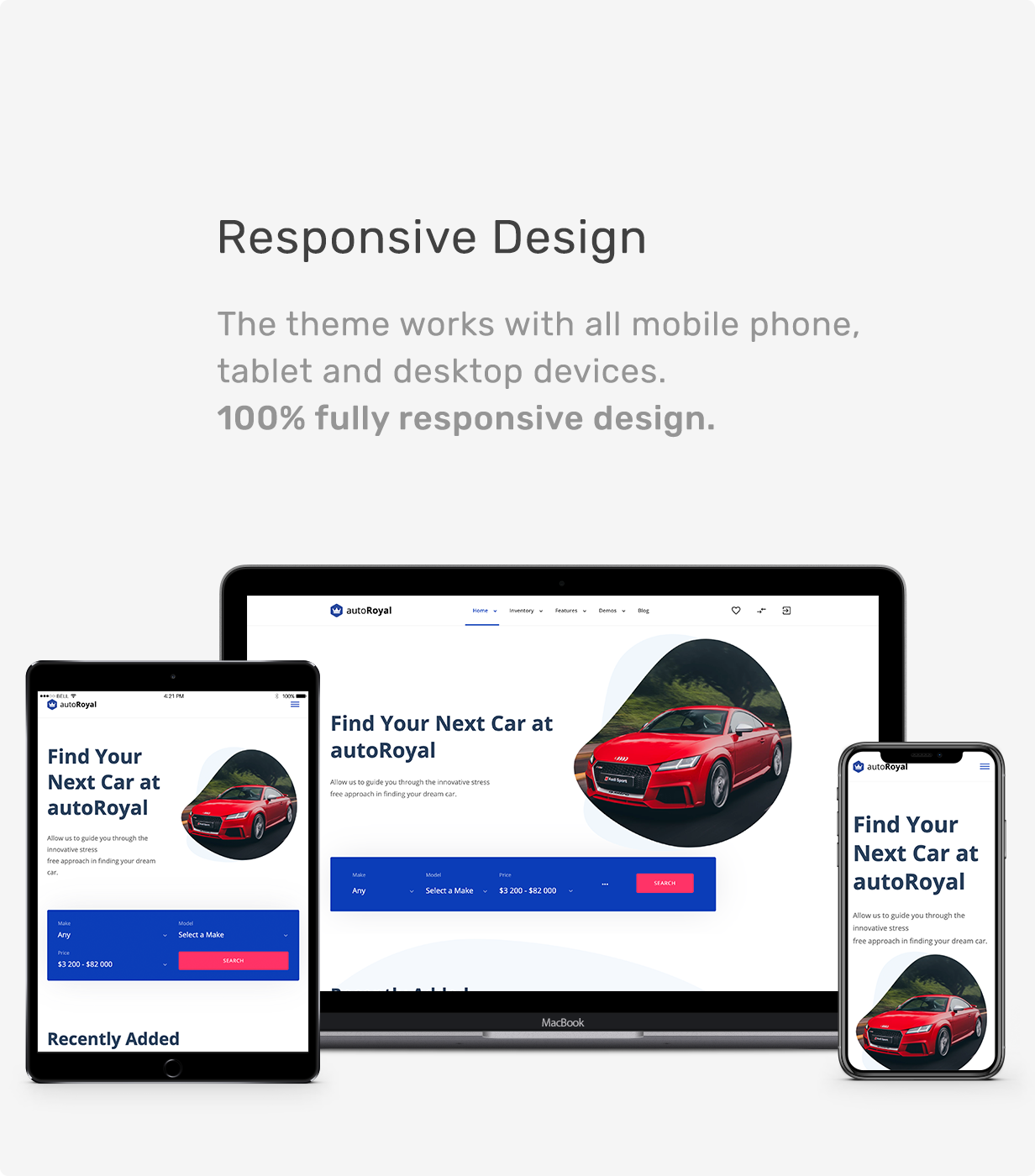 autoRoyal - Automotive WordPress Theme - 12