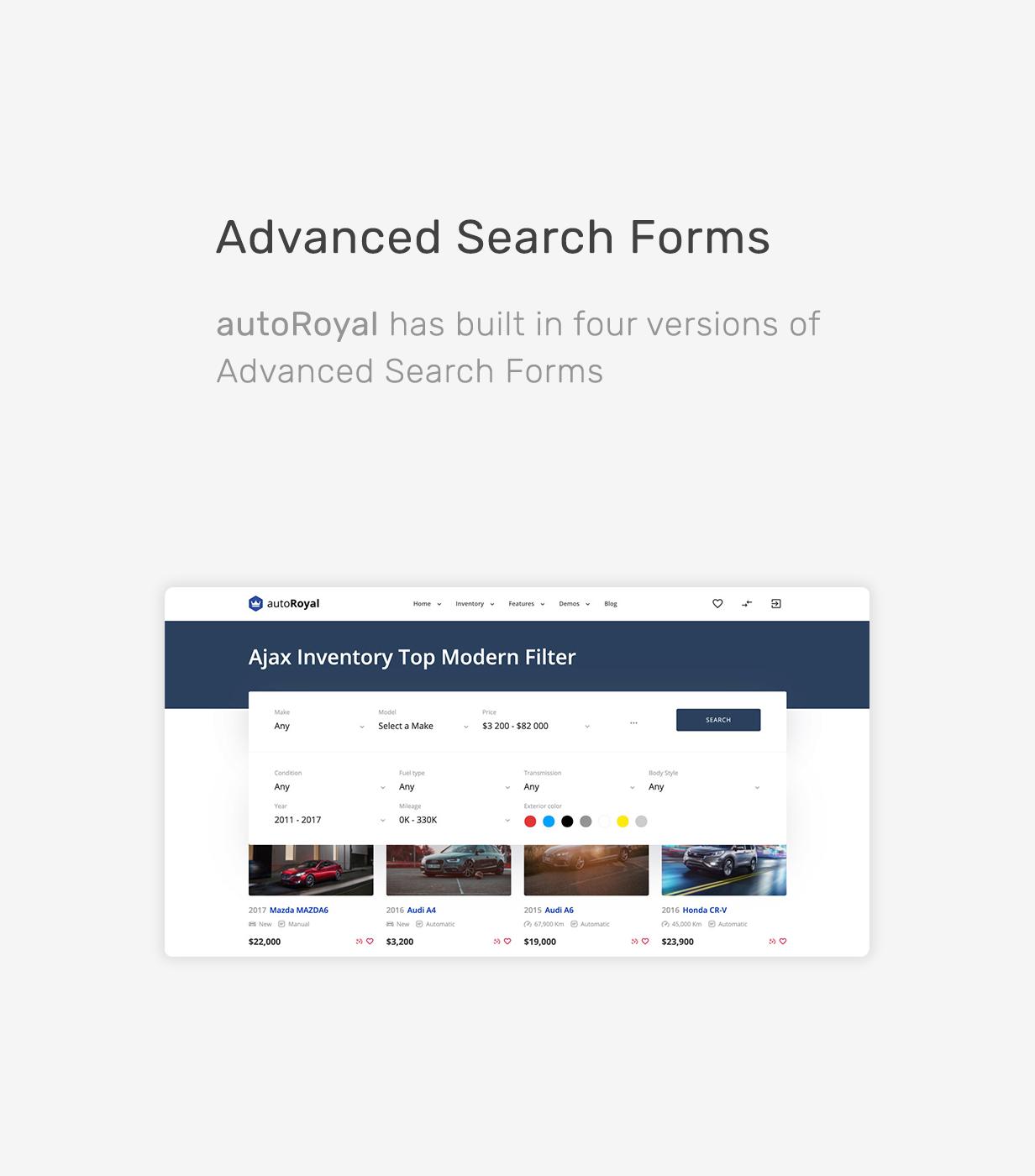 autoRoyal - Automotive WordPress Theme - 6